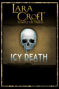Carátula del juego Lara Croft and the Temple of Osiris Icy Death Pack