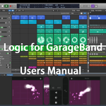Logic Pro for GarageBand Users Manual Logo