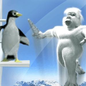 Get Penguin Climb Cliff - Microsoft Store