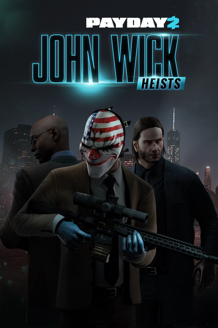 Buy PAYDAY 2: CRIMEWAVE EDITION - John Wick Heists