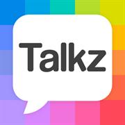 Talkz Talking Stickers Free Text Emoji Emoticons