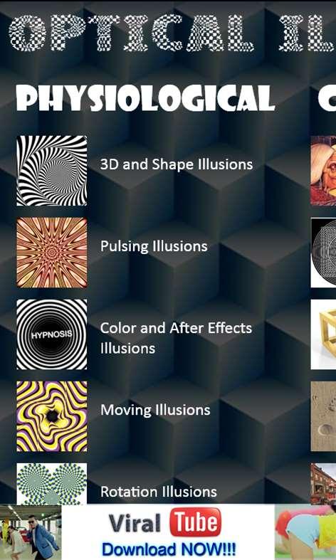 Optical Illusions Screenshots 1