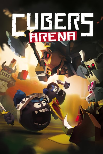 CUBERS: ARENA Is Now Available For Xbox One