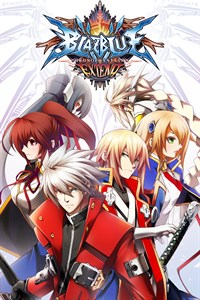 Carátula del juego BLAZBLUE CHRONOPHANTASMA EXTEND