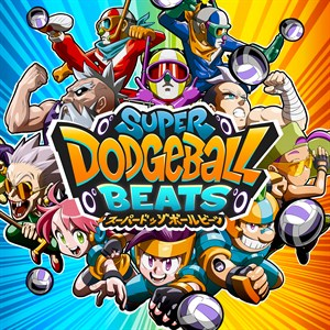 Super Dodgeball Beats Xbox One