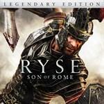 Ryse: Legendary Edition Logo