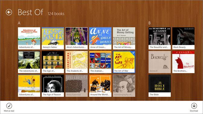 Get Free Books- 23,469 classics to go  - Microsoft Store