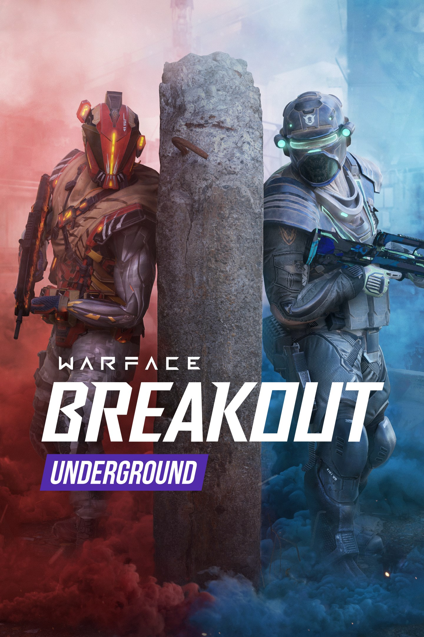 Go Underground in a New Season of Warface: Breakout