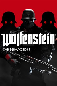 Carátula del juego Wolfenstein: The New Order