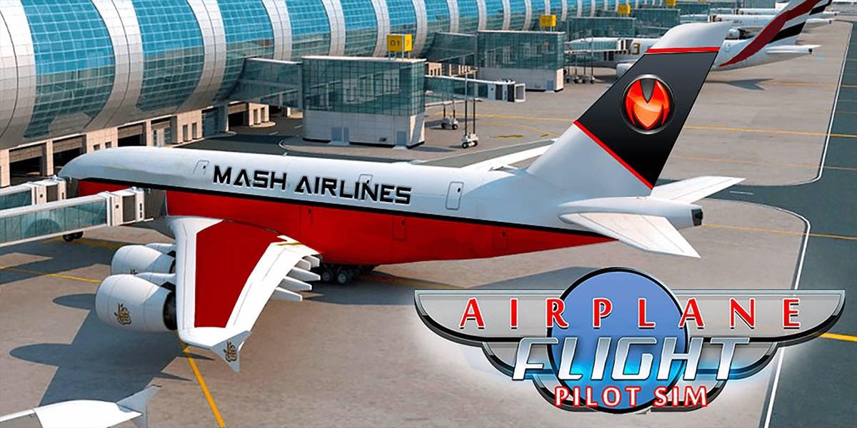 get airplane flight pilot simulator microsoft store