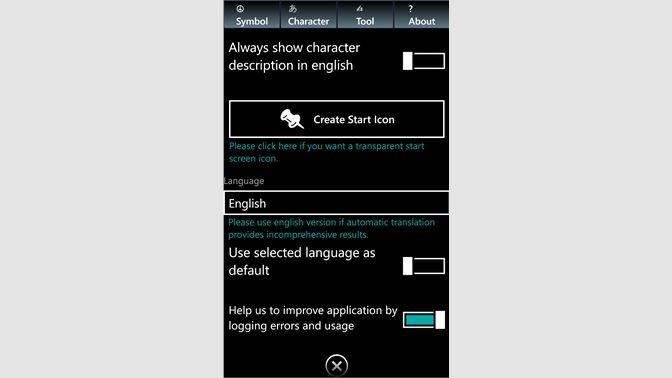 promo code 6599e 34ae9 Get Text and Symbols - Microsoft Store