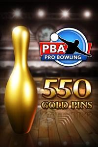 Carátula del juego 550 Gold Pins
