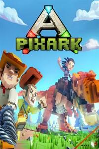 Carátula para el juego PixARK de Xbox 360