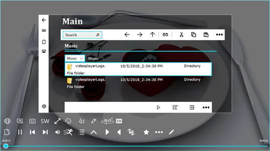 DVD Movie Player & Video Player For All Formats screenshot 6