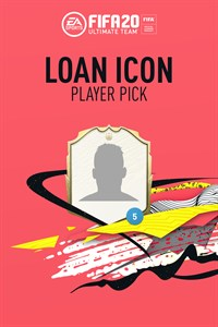 Loan Icon Player Pick - Choose 1 of 5 Loan Icon Items (Mid Version) For 5 FUT Matches