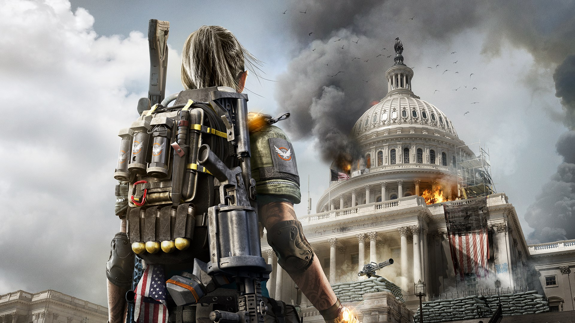 Buy Tom Clancy's The Division® 2 - Gold Edition - Microsoft