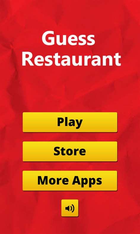 Guess Restaurant Screenshots 1