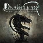 World of Van Helsing: Deathtrap Logo