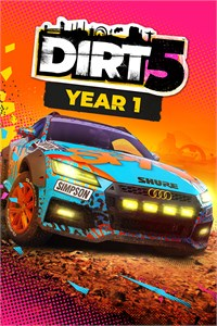 DIRT 5 - Year One Upgrade