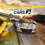 Project CARS 3 Deluxe Edition Logo