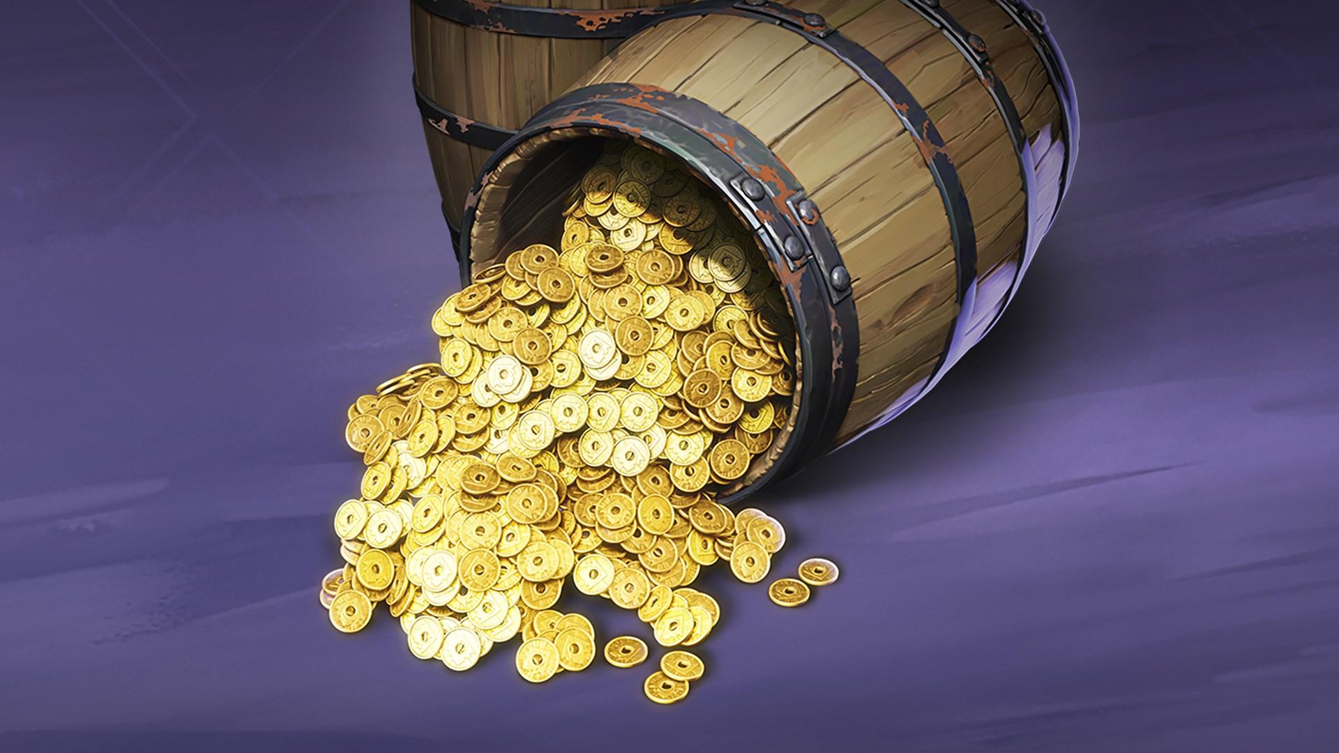 Spellbreak - 10,000 (+3,500 Bonus) Gold