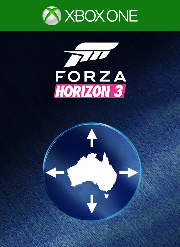 Forza Horizon 3 Expansion Pass