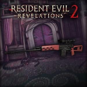 Raid Mode: Sniper Rifle SVD & Parts Xbox One