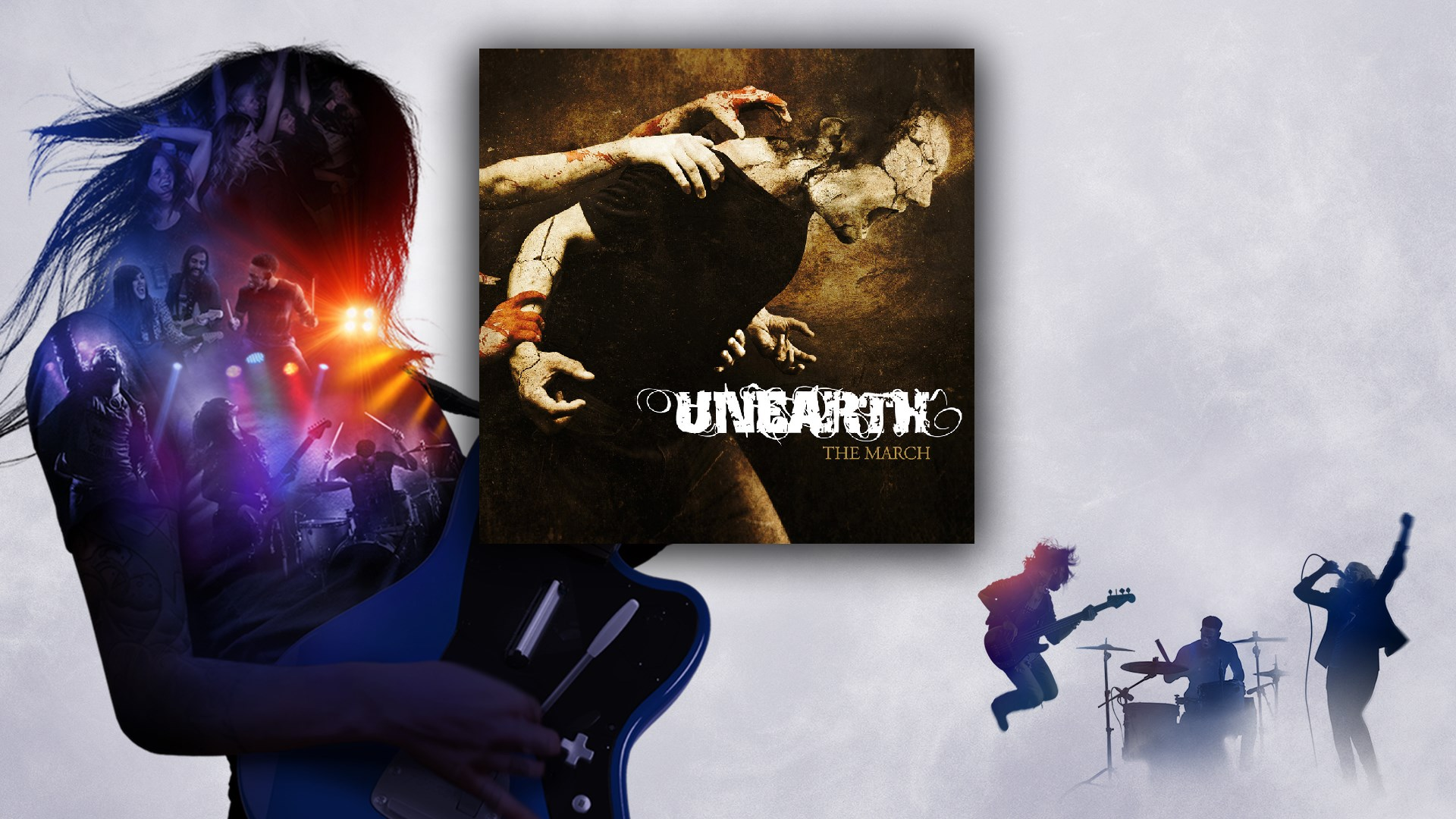 """""""We Are Not Anonymous"""" - Unearth"""