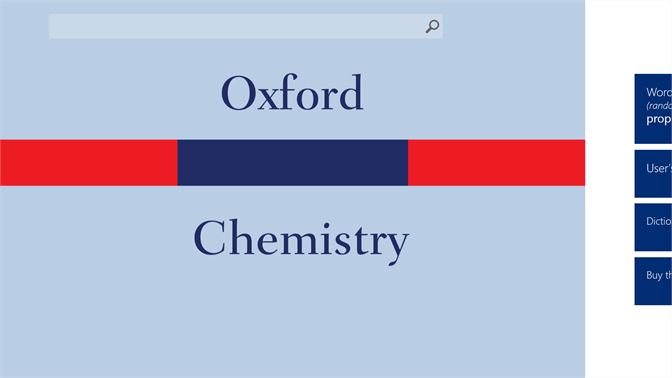 Buy Oxford Dictionary of Chemistry - Microsoft Store