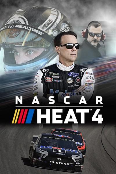 NASCAR Heat 4 - Standard Edition (Pre-Order)