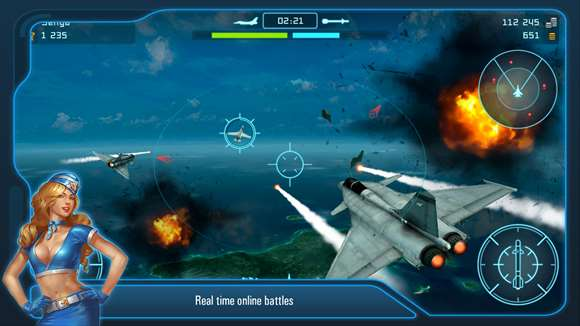 Battle of Warplanes now in the Windows Store 2