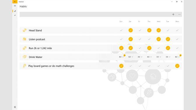 Get HabiZest: The Habit Tracker - Microsoft Store en-MY