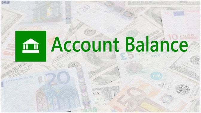 microsoft account balance