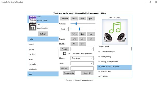 Buy Controller for Yamaha MusicCast - Microsoft Store