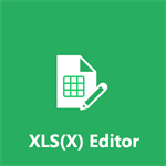 Powerful XLSX Editor Logo