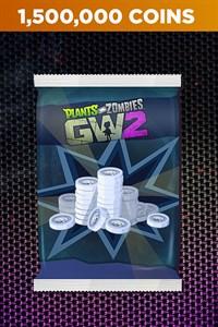 PvZ GW2: 1,500,000 Mega Coins Pack