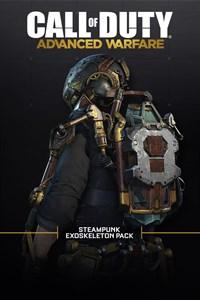 Steampunk Exoskeleton Pack