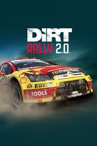DiRT Rally 2.0 - Citroën C4 Rally