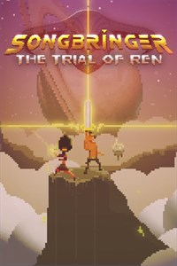 Carátula del juego Songbringer: The Trial of Ren