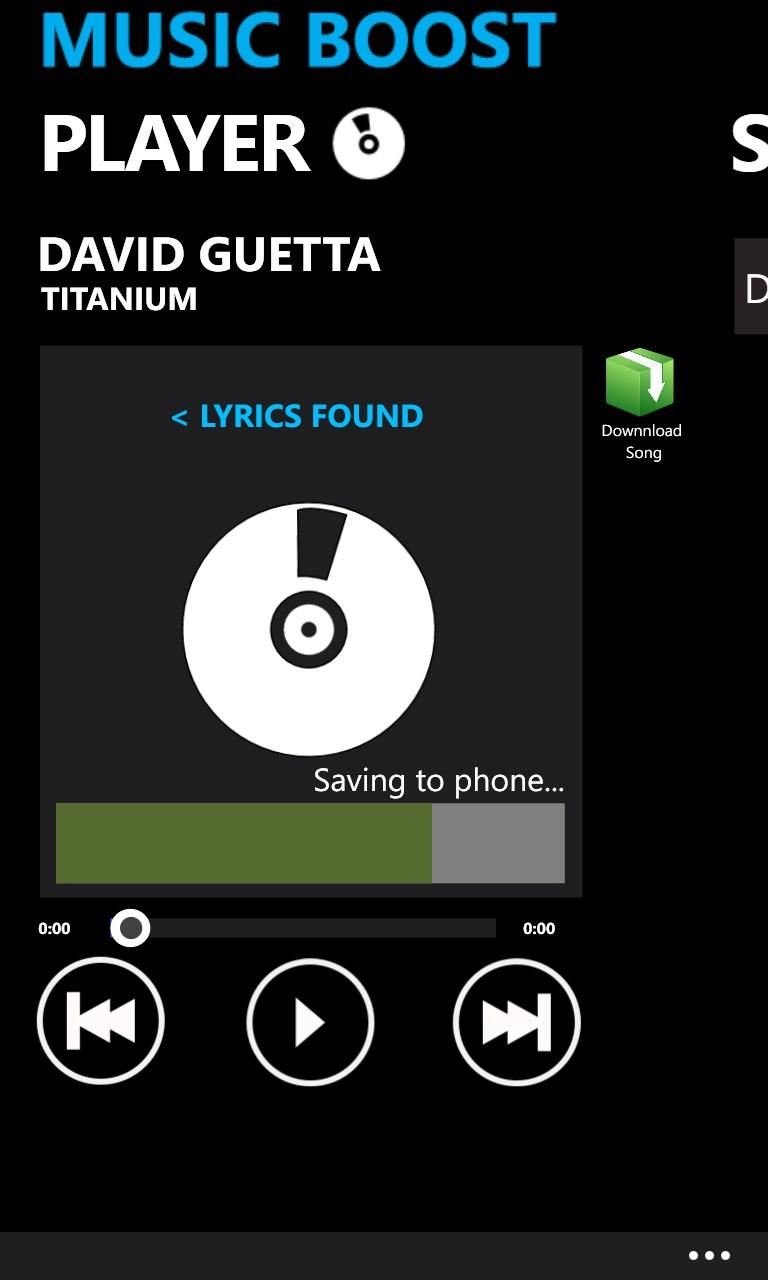 Music Boost