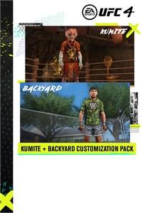 UFC 4 - Pacotes de personalização de Quintal & Kumite