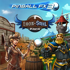 Pinball FX3 - Iron & Steel Pack Xbox One
