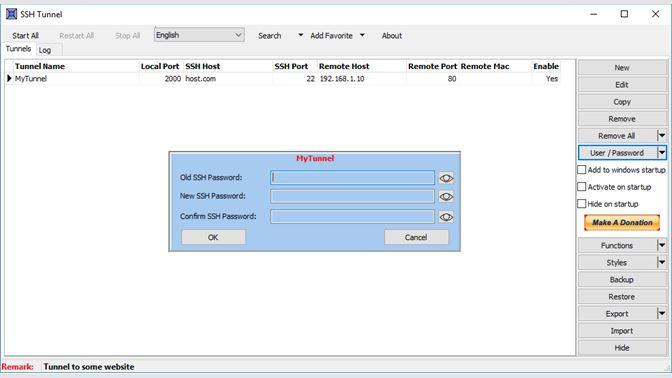 Get SSH Tunnel - Microsoft Store