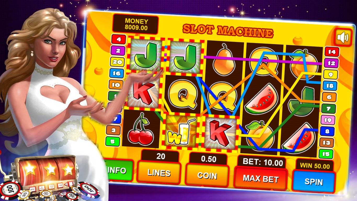 Slot Machine Windows Phone