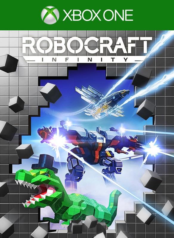 Robocraft Infinity Deluxe Bundle