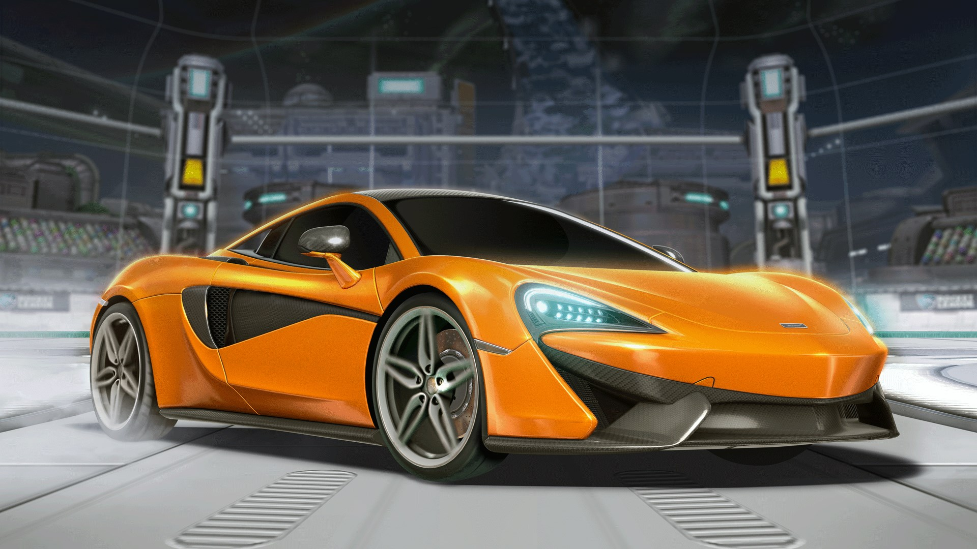 Rocket League® - McLaren 570S Car Pack