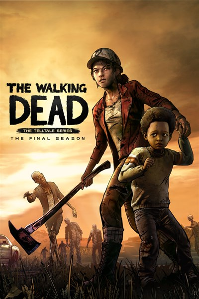 The Walking Dead: The Final Season - The Complete Season