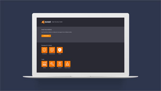 Avast Antivirus Download Center Beziehen Microsoft Store De De