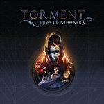Torment: Tides of Numenera Logo