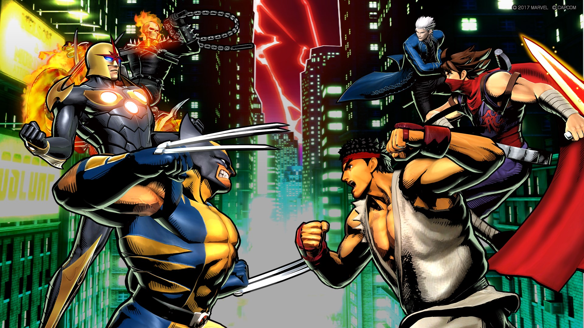 Buy ULTIMATE MARVEL VS  CAPCOM 3 - Microsoft Store